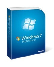 Windows 7 Professional 64-bit With Media